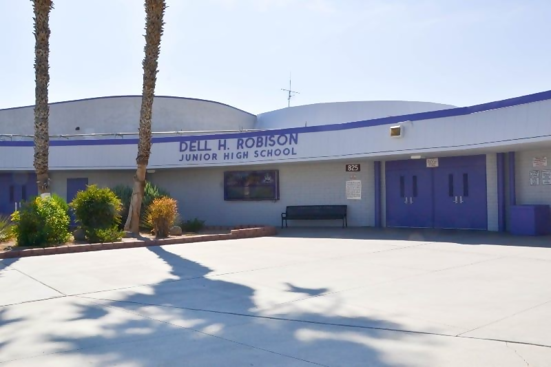 dell h robison middle school