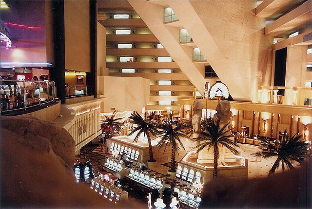 Luxor Las Vegas Interior