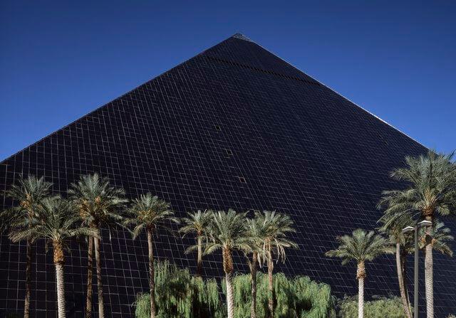 Luxor Las Vegas Pyramid