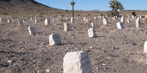 goldfield pioneer cemetery