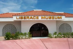 Liberace Museum, in Las Vegas
